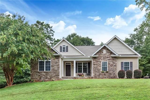 503 Pineridge Road, Seneca, SC 29672 (MLS #20244709) :: Les Walden Real Estate