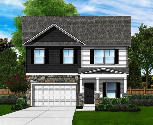 121 Granada Place, Seneca, SC 29678 (MLS #20244714) :: Prime Realty