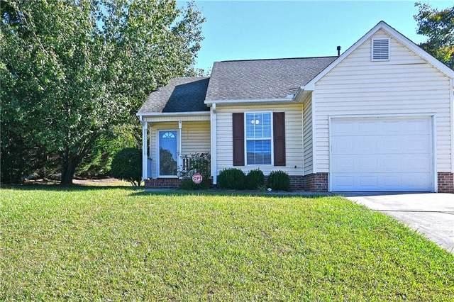 44 Winding Creek Way, Simpsonville, SC 29680 (MLS #20244716) :: Les Walden Real Estate