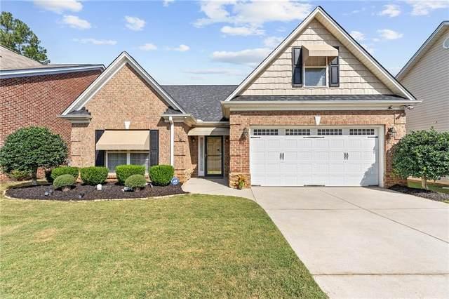 134 Golden Eagle Lane, Anderson, SC 29621 (MLS #20244720) :: Les Walden Real Estate