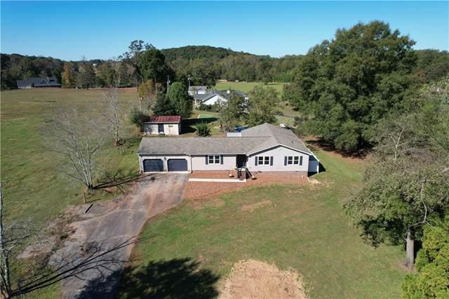1136 Zion School Road, Easley, SC 29642 (MLS #20244721) :: Les Walden Real Estate