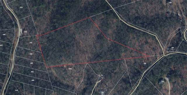 00 Forestry Road, Pickens, SC 29671 (MLS #20244750) :: Lake Life Realty