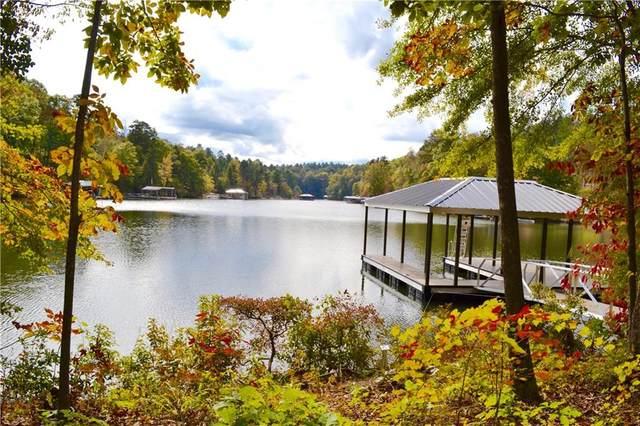 Lot 47 Clear Point Trail, Seneca, SC 29672 (MLS #20244753) :: Lake Life Realty