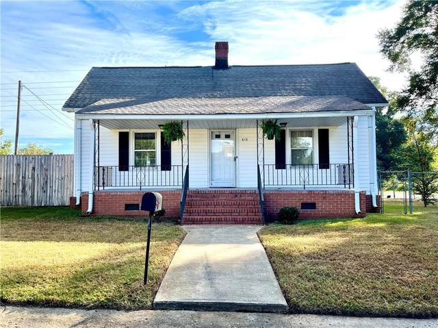415 Vandiver Street, Anderson, SC 29624 (MLS #20244768) :: Les Walden Real Estate