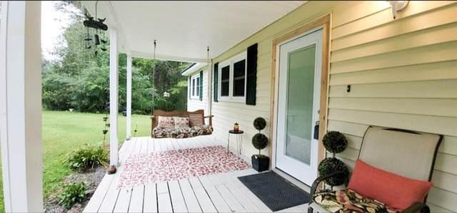 557 Greenbriar Drive, Seneca, SC 29678 (MLS #20244772) :: Lake Life Realty