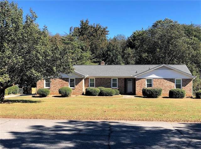 103 Towhee Trail, Anderson, SC 29625 (MLS #20244801) :: Les Walden Real Estate