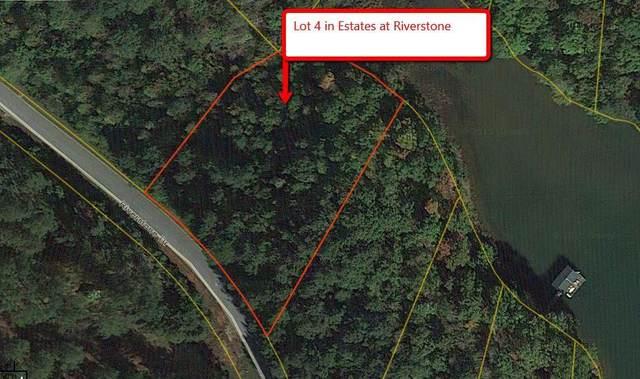 Lot 4 Estates At Riverstone, Salem, SC 29676 (#20177749) :: DeYoung & Company