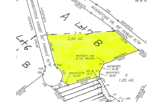Lot 7-B Estates At Riverstone, Salem, SC 29676 (MLS #20177833) :: Les Walden Real Estate
