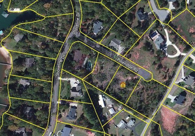 Lot 20 Pine Ridge Road, Seneca, SC 29672 (MLS #20188736) :: Les Walden Real Estate