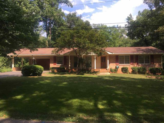 205 Wren Street, Clemson, SC 29631 (MLS #20188824) :: Les Walden Real Estate