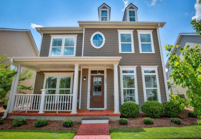 504 Village Walk Lane, Clemson, SC 29631 (MLS #20189041) :: Les Walden Real Estate