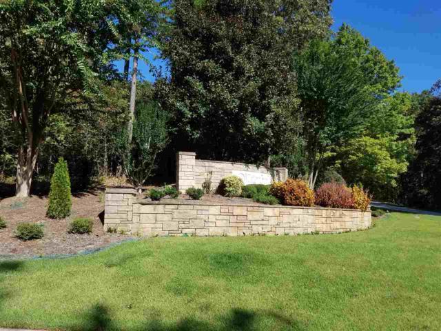 134 E Waterford Drive, Seneca, SC 29672 (MLS #20190098) :: Tri-County Properties