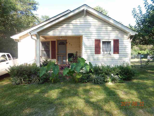 105 N Stribling, Seneca, SC 29678 (MLS #20191254) :: Tri-County Properties