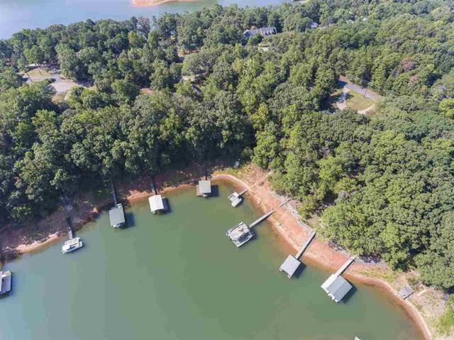 Lots 21-24 Pine Lake, Townville, SC 29689 (MLS #20191302) :: The Powell Group of Keller Williams