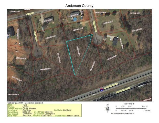 lot 9 Kokomo Way, Anderson, SC 29625 (MLS #20193005) :: Tri-County Properties