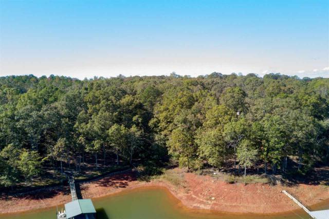 Lot 32 Creek Road, Fair Play, SC 29643 (MLS #20193165) :: Tri-County Properties