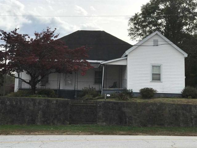 101 Booker Dr, Walhalla, SC 29691 (MLS #20193312) :: Les Walden Real Estate