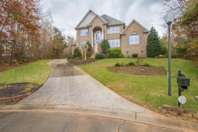 138 Turnberry Road, Anderson, SC 29621 (MLS #20193930) :: The Powell Group of Keller Williams