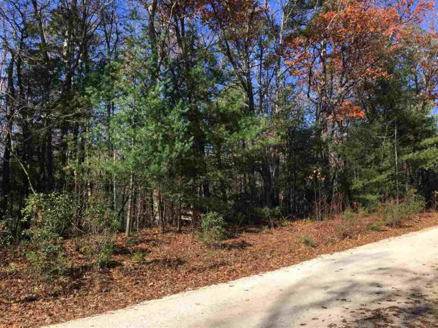 Lot 26 Chattooga Lake Road, Mountain  Rest, SC 29664 (MLS #20194461) :: Les Walden Real Estate
