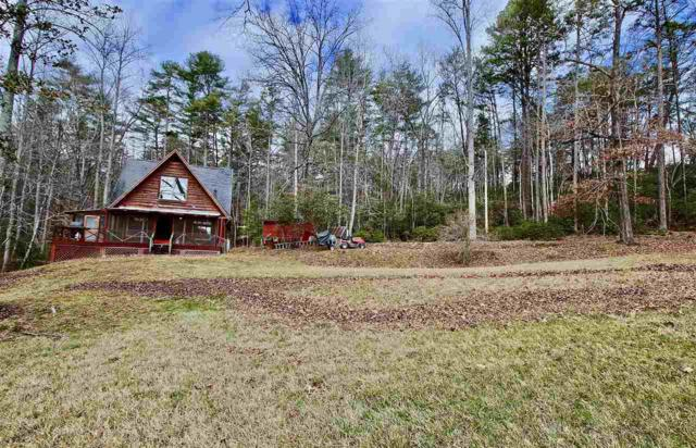 291 Lake Cheohee Rd., Tamassee, SC 29686 (MLS #20194834) :: The Powell Group of Keller Williams