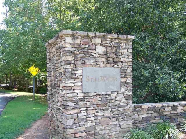 Lot 122 Fox Trail Lane, Seneca, SC 29672 (MLS #20195611) :: The Powell Group of Keller Williams