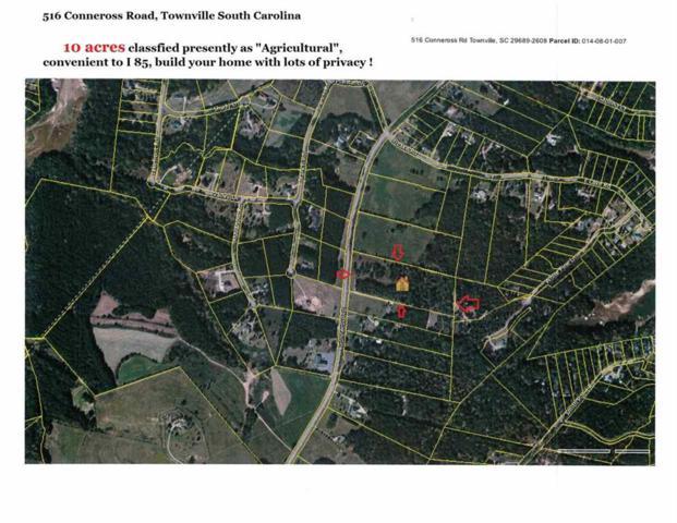 516 Conneross Road, Townville, SC 29689 (MLS #20196042) :: Les Walden Real Estate