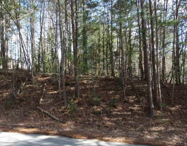 Lot 122A Red Cardinal Road, Seneca, SC 29672 (MLS #20196234) :: Les Walden Real Estate