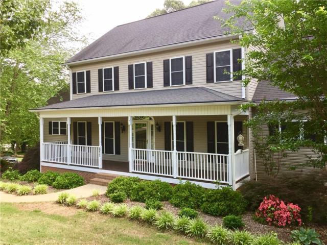 311 Glen Laurel Drive, Easley, SC 29642 (MLS #20196413) :: Les Walden Real Estate