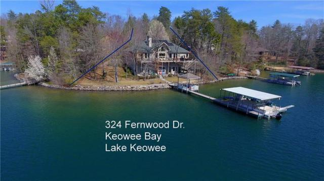 324 Fernwood Drive, Salem, SC 29676 (MLS #20200361) :: Les Walden Real Estate