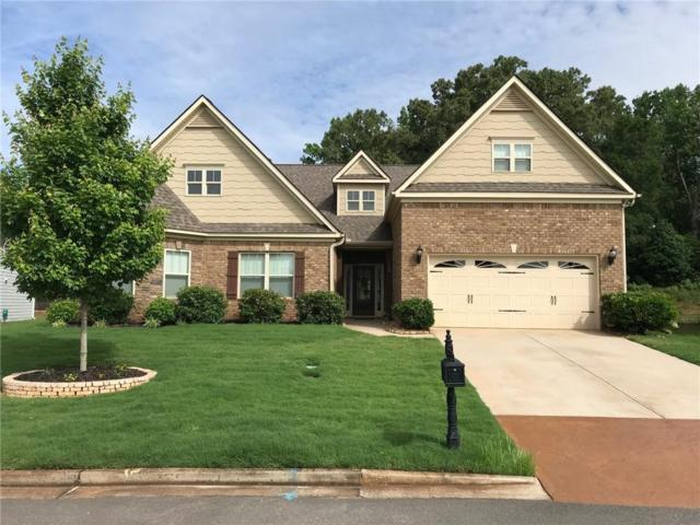 138 Jones Creek Circle, Anderson, SC 29621 (MLS #20200380) :: Les Walden Real Estate