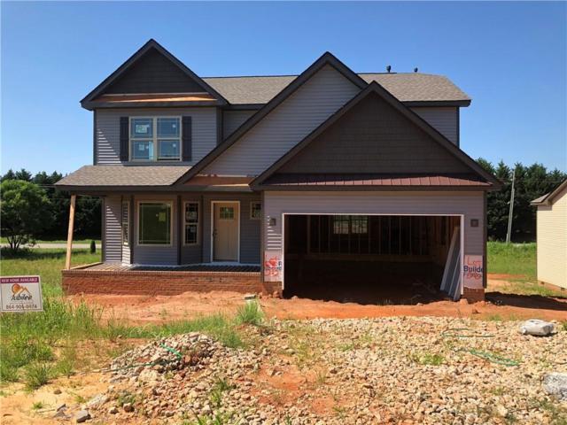 5 Rosbella Drive, Anderson, SC 29625 (MLS #20200436) :: Les Walden Real Estate