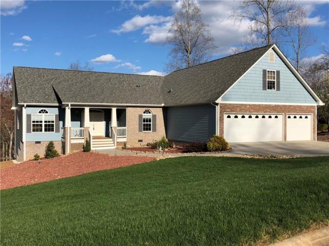 305 Stardust Lane, Seneca, SC 29672 (MLS #20200442) :: Tri-County Properties