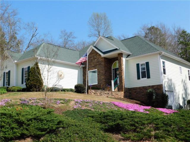 3900 Turnberry Loop, Seneca, SC 29678 (MLS #20200468) :: Tri-County Properties
