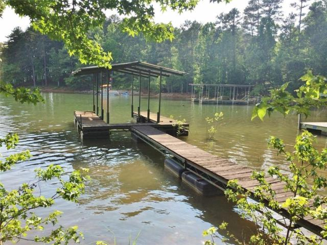 Lot 5 North Shores, Westminster, SC 29693 (MLS #20200590) :: The Powell Group of Keller Williams