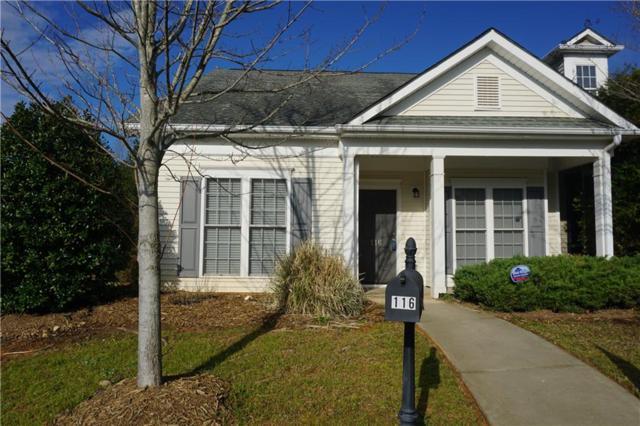 116 Heritage Place Drive, Pendleton, SC 29670 (MLS #20200665) :: Tri-County Properties