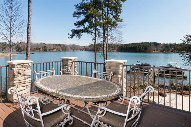 564 Sunset Point Drive, West Union, SC 29696 (MLS #20200706) :: Tri-County Properties