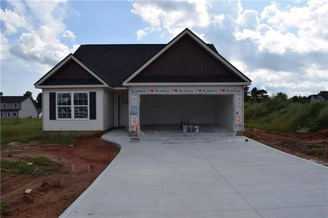 1063 Stoneham Circle, Anderson, SC 29626 (MLS #20200855) :: The Powell Group of Keller Williams