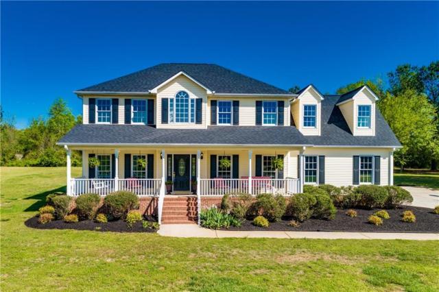 205 Pebble Brook Lane, Belton, SC 29627 (MLS #20201144) :: Tri-County Properties