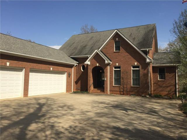 224 Brooks Drive, Townville, SC 29689 (MLS #20201176) :: Les Walden Real Estate