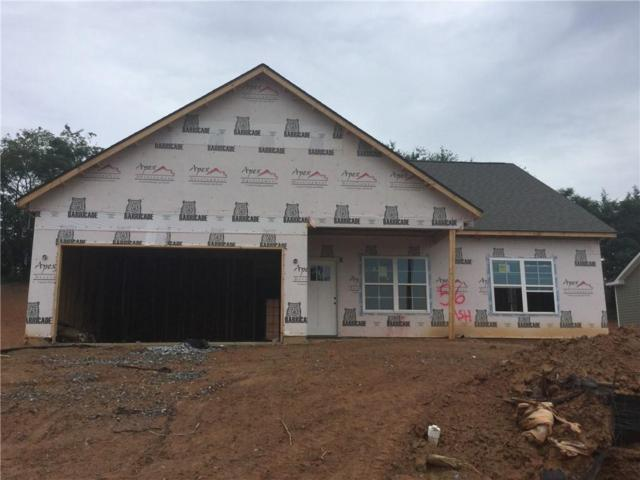206 Ashwood Lane, Anderson, SC 29625 (MLS #20201390) :: Tri-County Properties
