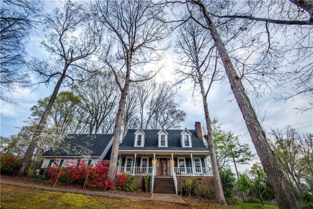 111 New Salem Drive, Anderson, SC 29625 (MLS #20201465) :: Les Walden Real Estate
