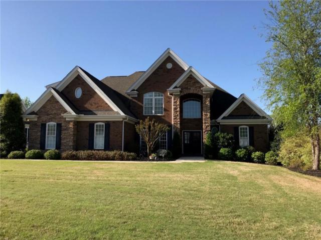 134 Tully Drive, Anderson, SC 29621 (MLS #20201527) :: Les Walden Real Estate