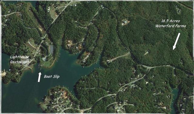 361 Katelynn Lane, Seneca, SC 29672 (MLS #20201573) :: Tri-County Properties