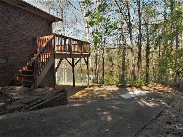 1021 Arrowhead Point, Anderson, SC 29625 (MLS #20201610) :: Tri-County Properties