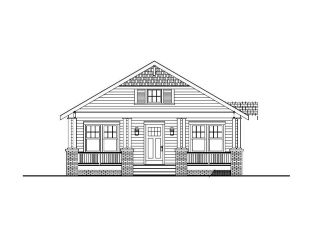 420 Meredith Street, Central, SC 29630 (MLS #20201818) :: The Powell Group of Keller Williams