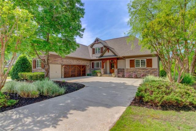 1849 Cleo Chapman Highway, Sunset, SC 29685 (MLS #20201847) :: Les Walden Real Estate