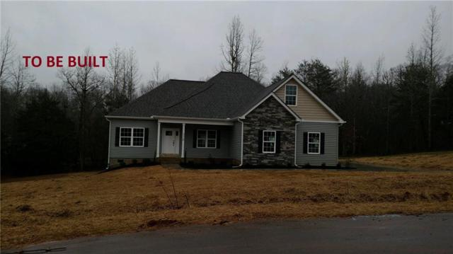 208 Puckett Mill Drive, Central, SC 29630 (MLS #20201848) :: The Powell Group of Keller Williams