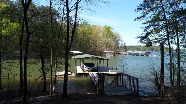 176 Bay Drive, Fair Play, SC 29643 (MLS #20201866) :: Les Walden Real Estate
