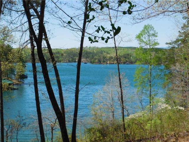 141 Bright Water Trail, Six Mile, SC 29682 (MLS #20201911) :: The Powell Group of Keller Williams