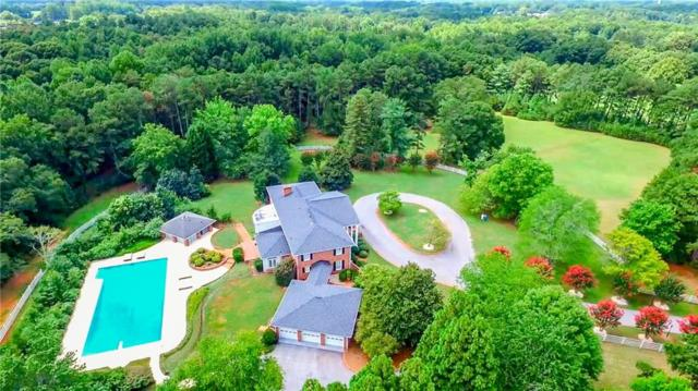 801 Windy Hill Drive, Anderson, SC 29621 (MLS #20202154) :: Tri-County Properties